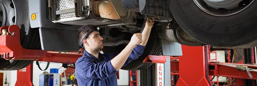 Шприцевание грузовой и спец техники